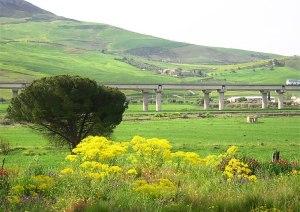 Villarosa - Sicilia - Italia