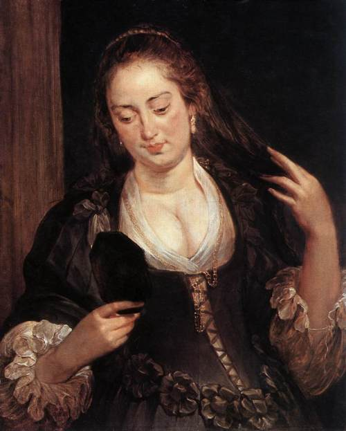 rubens_woman-with-a-mirror-c_1640